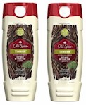 Old Spice Fresher Collection Timber Body Wash 2 Bottle Pack (1 Unit)