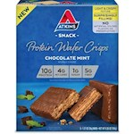 Atkins Snack Protein Wafer Crisps Chocolate Mint (1 Unit)