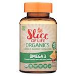 Slice of Life Organics Omega 3 - Organic - 60 count (1)