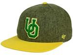 Oregon Ducks NCAA 47 Brand Weaver Snapback Hat (1 Unit)