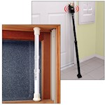 Extra Protection Against Any Intruders - Window And Door Alarm Security Bars (2)