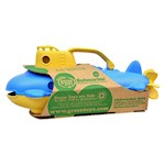 Green Toys Submarine - Yellow Cabin (1)