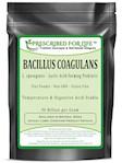 Bacillus Coagulans - Temperature & Digestive Acid Stable Probiotic Powder (L. sporogenes - 50 billion/gram), 4 oz (4 oz)