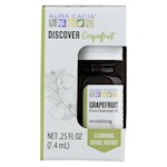 Aura Cacia - Discover Essential Oil - Grapefruit - Pack of 3-.25 fl oz. (3)