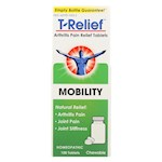 T-Relief - Zeel - Arthritic Pain - Osteoarthritis - Joint Stiffness - 100 Tablets (1)