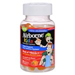 Airborne - Vitamin C Gummies for Kids - Fruit - 21 Count (1)