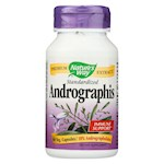 Nature's Way - Standardized Androgtaphis - 60 Veg Capsules (1)