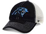 Carolina Panthers NFL 47 Brand Canyon Mesh Snapback Hat (1 Unit)