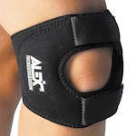 Patella Support Wrap - Increase Stability & Therapeutic Compression XL (1)