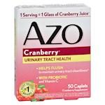 Azo Cranberry Caps - 50 Caplets (1)