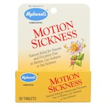 Hyland's Motion Sickness - 50 Tablets (1)