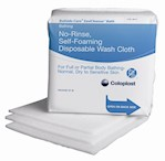 Bedside-Care EasiCleanse Bath Wipe, Soft Pack, Scented (Pack of 30)