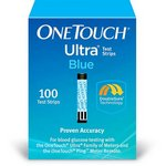 One Touch Ultra Test Strips (Box of 100)
