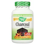 Nature's Way - Activated Charcoal - 360 Capsules (1)