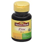 Nature Made Zinc 30 mg Tablets (1 Unit)