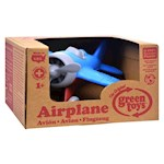 Green Toys Airplane - Blue (1)