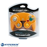 Wii/GameCube CirKa Controller Orange Controller (1 Unit)