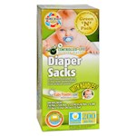 Green-n-Pack Disposable Diaper Bags - Scented - 200 Pack (1)
