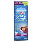Hylands Homeopathic Cold n Cough - 4 Kids - Nighttime - 4 oz (1)
