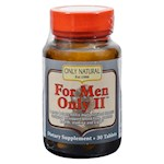 Only Natural For Men Only Ii - 30 Tablets (1)