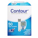 Bayer Contour Blood Glucose Test Strip (Box of 50)