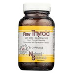 Natural Sources Raw Thyroid - 60 Tablets (1)