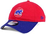 Chicago Cubs MLB New Era 9Twenty Core Classic Adjustable Hat (1 Unit)
