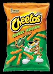 Cheetos Cheddar Jalapeno Crunchy Chips (1 Unit)