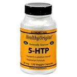 Healthy Origins Natural 5-HTP - 50 mg - 120 Capsules (1)