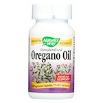 Nature's Way - Oregano Oil Standardized - 60 Vegetarian Capsules (1)