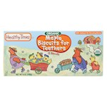 Healthy Times Organic Biscuits For Teethers - Maple - Pack of 12 - 6 oz. (12)