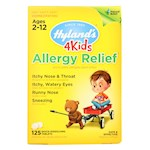 Hylands Homeopathic Allergy Relief 4 Kids - 125 Tablets (1)