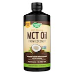 Nature's Way - 100 Percent MCT Oil from Coconut - 30 fl oz. (1)