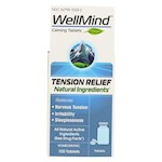 WellMind - Calming - 100 Tablets (1)