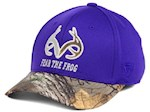 TCU Horned Frogs NCAA TOW Region Camo Stretch Fitted Hat (1 Unit)