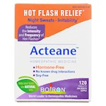 Boiron - Acteane Hot Flash Relief Tablets - 120 Tablets (1)