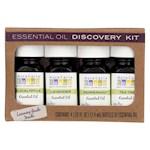 Aura Cacia - Essential Oil - Discovery Kit - 0.25 FL oz. (1)