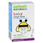 Zarbee's Naturals Baby Cough Syrup - Grape - 2 oz (1)