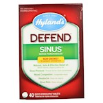 Hylands Homeopathic Sinus - Defend - 40 Tablets (1)