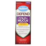 Hylands Homepathic Cold and Mucus - Defend - 4 fl oz (1)