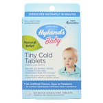 Hylands Homeopathic Baby Tiny Cold Tablets - 125 Tablets (1)