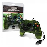 XBOX Wired Controller (Green) (1 Unit)
