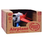 Green Toys Airplane - Red (1)