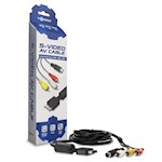 PS3/ PS2/ PS1 S-Video AV Cable - Tomee (1 Unit)
