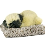 Mini Perfect Petzzz Dog w/ Soft Synthetic Hair Watch It Snore - Pug (1)