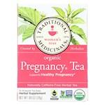Traditional Medicinals Organic Pregnancy Herbal Tea - 16 Tea Bags - Pack of 6 (6)