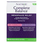Natrol Complete Balance for Menopause AM - PM - 60 Capsules (1)