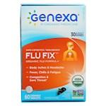 Genexa Flu Fix - Organic - 60 TABS (1)
