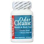 Yerba Prima Odor Cleanse Breath and Body - 50 Capsules (1)