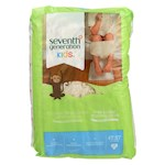 Seventh Generation Free and Clear Training Pants - 4T - 5T - Pack of 4 - 17 Count (4)